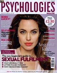 Tidningen Psychologies (UK Edition) 12 nummer