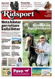 Tidningen Ridsport 26 nummer