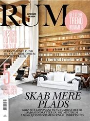 Tidningen Rum Interiør Design 12 nummer
