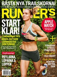 Tidningen Runners World 12 nummer