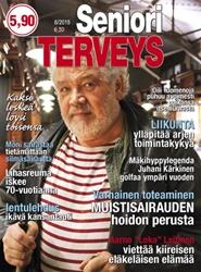 Tidningen SenioriTERVEYS 3 nummer