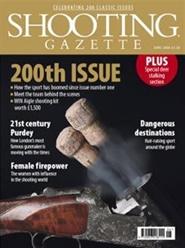 Tidningen Shooting Gazette 12 nummer