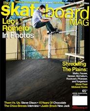 Tidningen Skateboard Mag 12 nummer