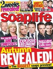 Tidningen Soaplife 26 nummer