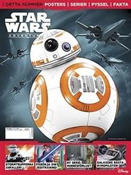 Tidningen Star Wars 3 nummer