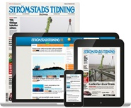 Tidningen Strömstads Tidning 39 nummer