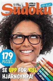 Tidningen Sudoku för alla 6 nummer