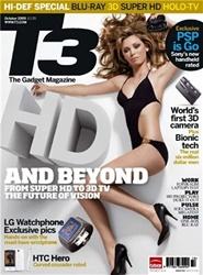Tidningen T3 Magazine  13 nummer