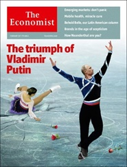 Tidningen The Economist Print & Digital 153 nummer