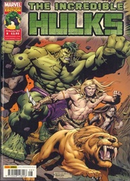 Tidningen The Incredible Hulks 13 nummer