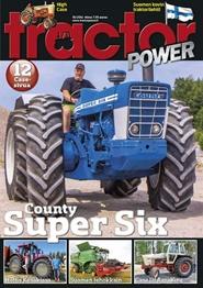 Tidningen Tractor Power 5 nummer