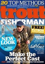 Tidningen Trout Fisherman 13 nummer