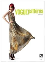 Tidningen Vogue Patterns 6 nummer
