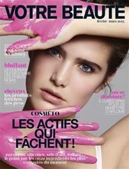 Tidningen Votre Beaute 6 nummer