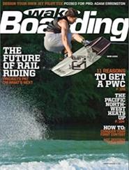 Tidningen Wake Boarding 8 nummer