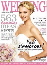 Tidningen Wedding Magazine 4 nummer
