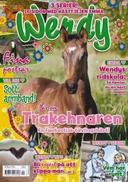 Tidningen Wendy  8 nummer