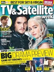 Tidningen What Satellite & Digital Tv 13 nummer