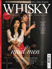 Tidningen Whisky Magazine 8 nummer
