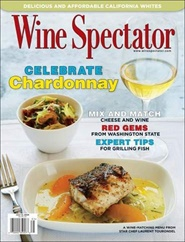 Tidningen Wine Spectator 15 nummer