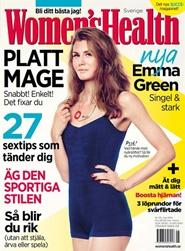Tidningen Womens Health 5 nummer