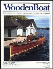 Tidningen Woodenboat Magazine 6 nummer