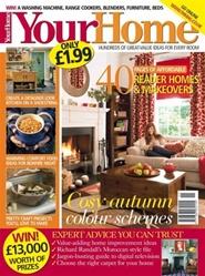 Tidningen Your Home 11 nummer