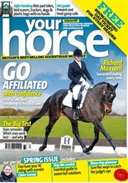 Tidningen Your Horse 13 nummer