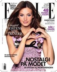 ELLE �r v�rldens st�rsta modemagasin, en tidning med global sp�nnvidd och lokal n�rvaro. ELLE blandar mode fr�n Sverige och v�rlden, sk�nhet, resor och de senaste trenderna.