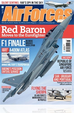 Tidningen Airforces Monthly