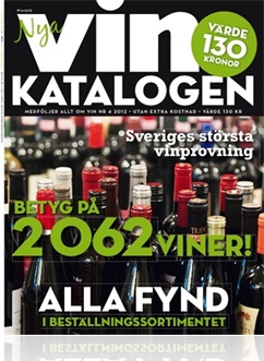 Tidningen Allt om Vin