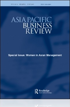 Tidningen Asia Pacific Business Review