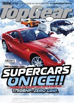 Tidningen BBC Top Gear