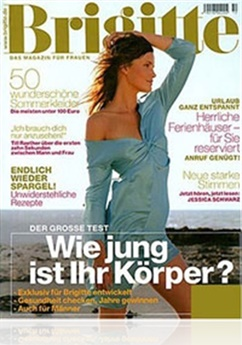 Tidningen Brigitte