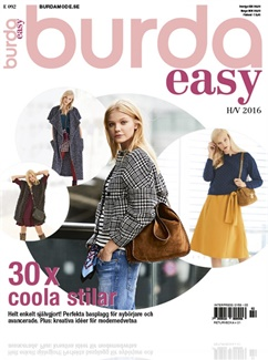 Burda Easy Fashion