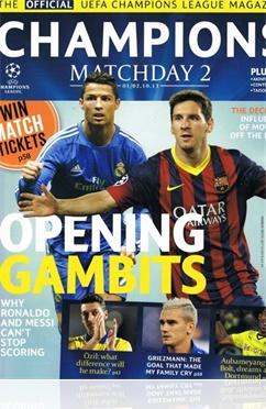 Tidningen Champions