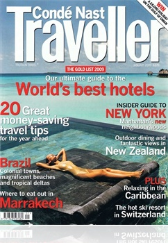 Conde Nast Traveller - UK edition