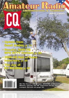 Cq/radio Amateurs Journal