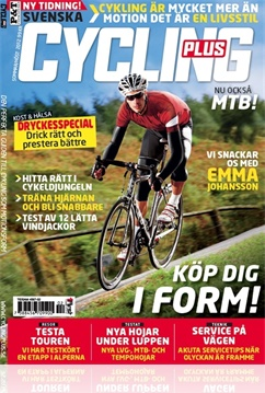 Tidningen Cycling Plus