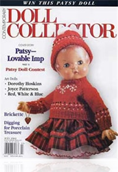 Tidningen Doll Collector: For The Love Of Dolls