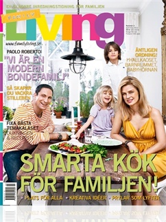 Tidningen Family Living