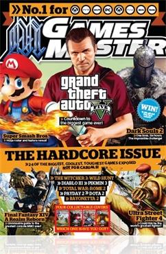 Tidningen Gamesmaster
