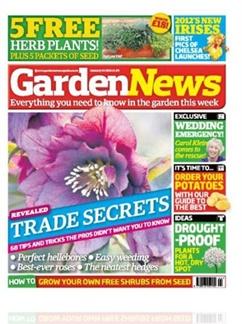 Tidningen Garden News