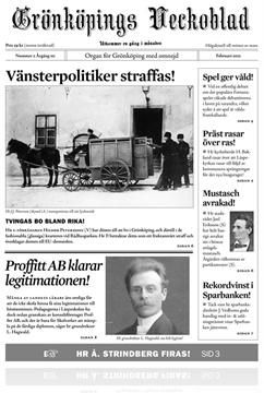 Grönköpings Veckoblad