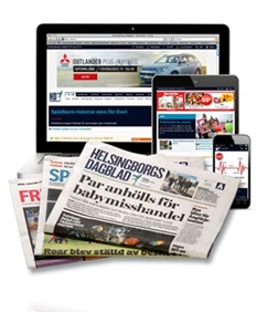 Tidningen Helsingborgs Dagblad fb8377e4a306e