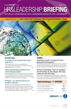 Tidningen HR & Leadership :Briefing