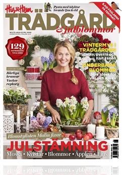 Tidningen Hus & Hem Trädgård