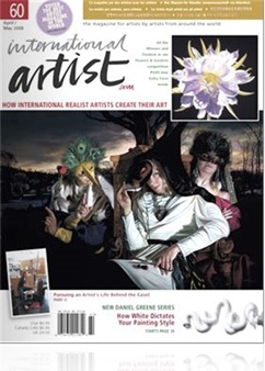 Tidningen International Artist