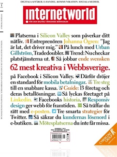 Tidningen Internetworld