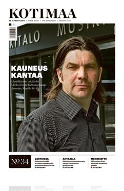 Tidningen Kotimaa